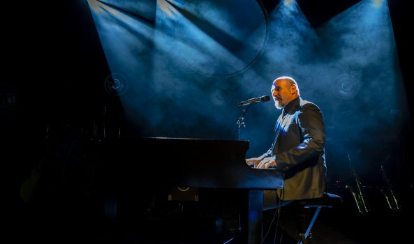 Billy Joel in Oosternieland?